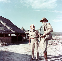Ernest & Mary Hemingway in Cuba...