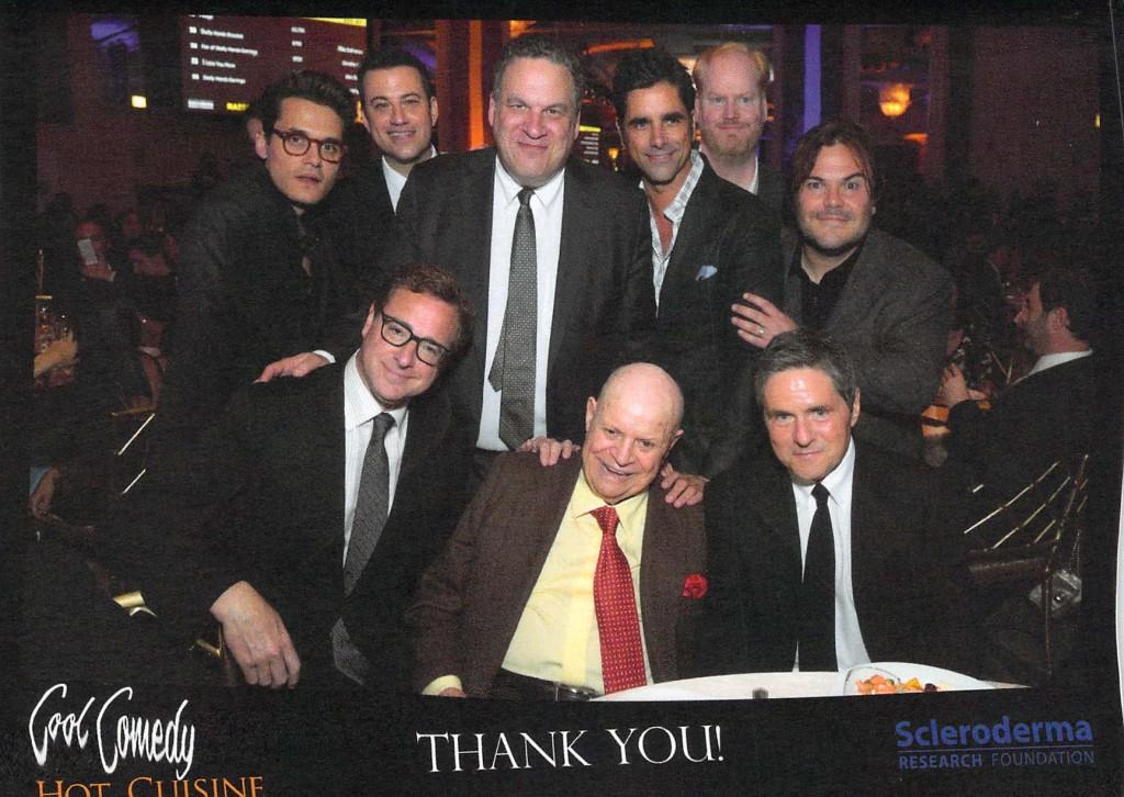 Bob Saget & friends.